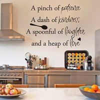 25+ best Kitchen Wall Quotes on Pinterest | Kitchen wall ...