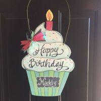 17 Best Ideas About Birthday Door Decorations On Pinterest