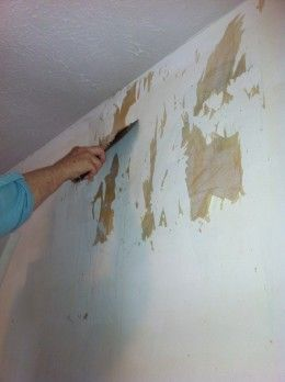 25+ best ideas about Painting Over Wallpaper on Pinterest | Painting wallpaper, Textured painted ...