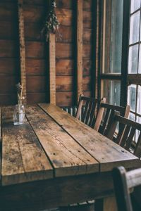 25+ Best Ideas about Old Wood Table on Pinterest   Old ...