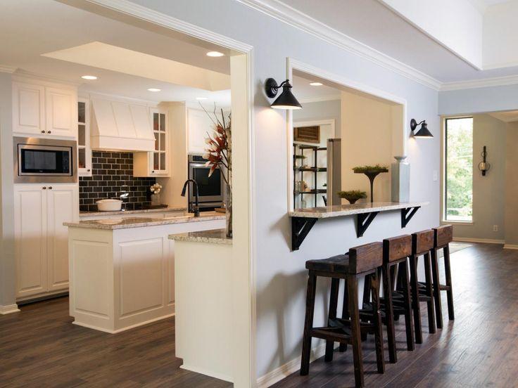 1000+ Ideas About Kitchen Living Rooms On Pinterest | Kitchen