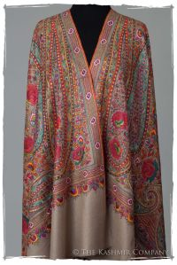 The Socialite - Grand Jamawar Pashmina Shawl | Shawl ...