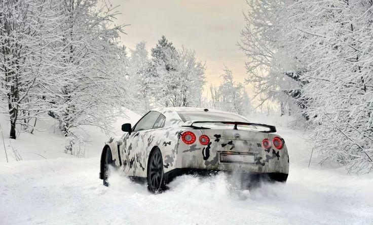Tanner Fox Car Wallpaper Nissan Skyline Gtr R35 Snow Camo Cars Pinterest Gtr
