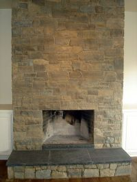 Grey limestone Fireplaces - Yahoo Canada Image Search ...
