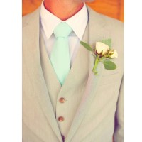 Tan suits and pastel ties | I did!! | Pinterest | Suits ...