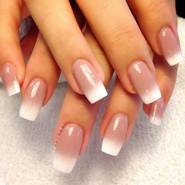 Best 25 Ombre Nail Ideas Only On Pinterest Ombre French
