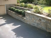 driveway walls - Google Search   Driveway   Pinterest ...