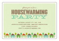 Free Printable Housewarming Party Templates | Housewarming ...
