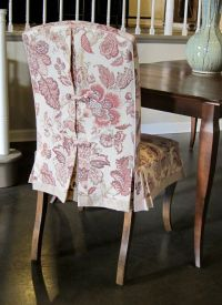 25+ best ideas about Dining Chair Slipcovers on Pinterest ...