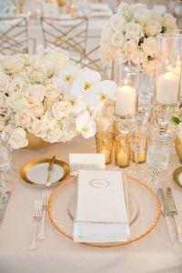 25+ best ideas about Gold Ivory Wedding on Pinterest ...
