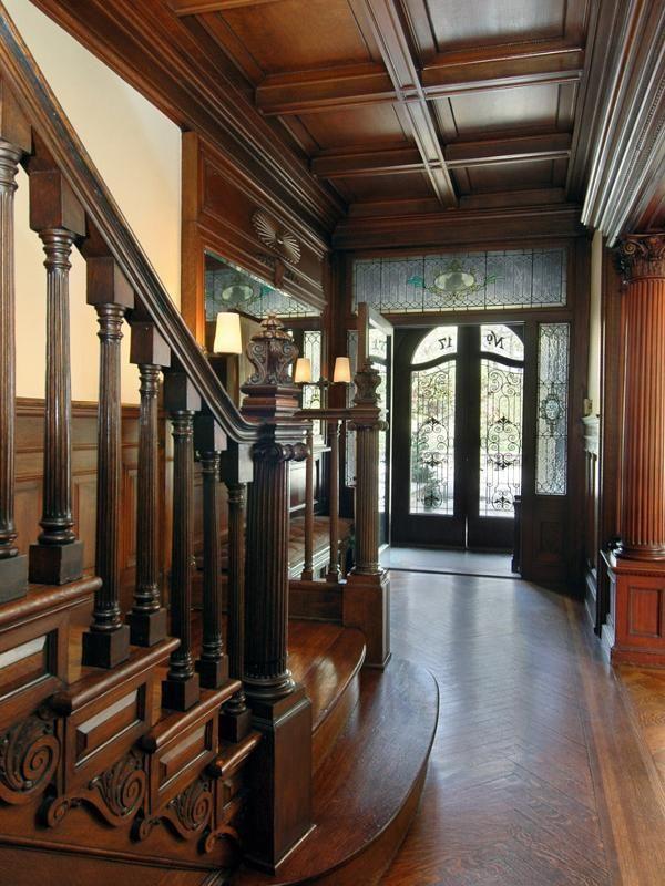 1000+ Ideas About Victorian Interiors On Pinterest | Victorian