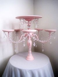 25+ best ideas about Chandelier Cake Stand on Pinterest ...