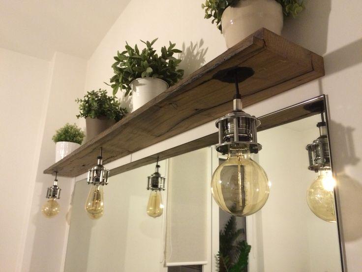 Mer enn 25 bra ideer om Badezimmerlampe på Pinterest Diy - badezimmer lampe