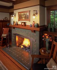 1000+ images about Bungalow Fireplaces on Pinterest ...