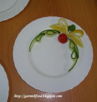 garnish for plating | Garnishing+food+ideas | Garnishes ...