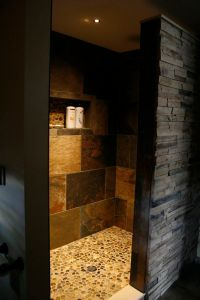 Best 25+ Open Showers ideas on Pinterest   Shower niche ...