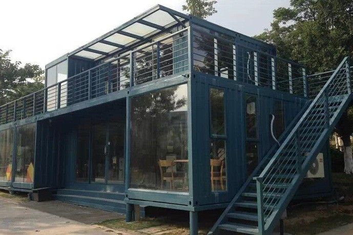 Desain Cafe Container 25+ Best Ideas About Shipping Container Cafe On Pinterest