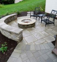 289 best images about Stone patio ideas on Pinterest ...