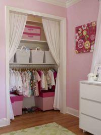 closet ideas no doors  Roselawnlutheran