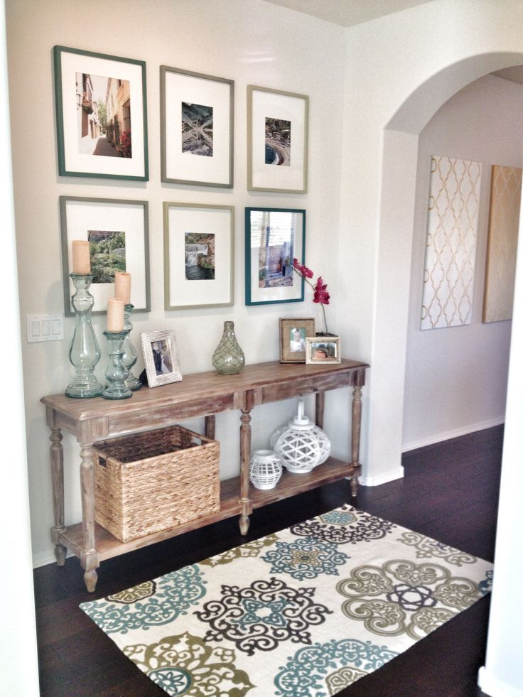 1000+ Ideas About Foyer Decorating On Pinterest | Entryway Decor