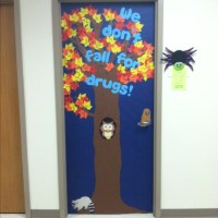 Best 148 Red Ribbon Week Door Decorating Ideas images on ...