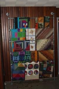 25+ best ideas about Quilt racks on Pinterest   Quilt ...