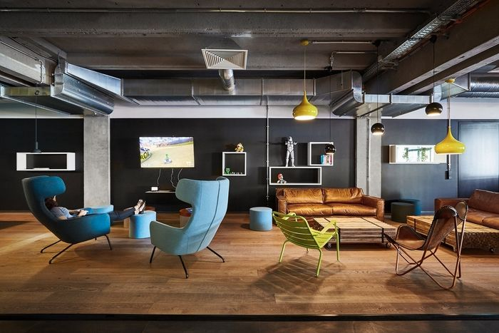 Home Office Berlin Zalando Offices, Food Court, And Innovation Lab – Berlin