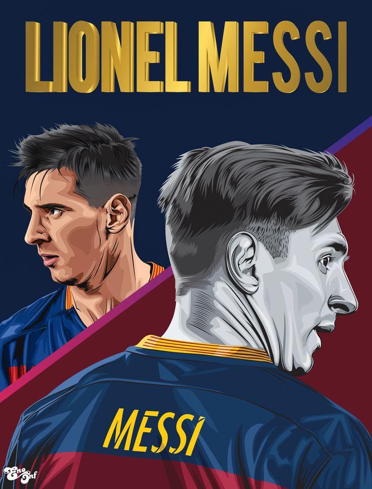 I Want To Believe Wallpaper Iphone Lionel Messi Art Vector Art Pinterest Messi Art And
