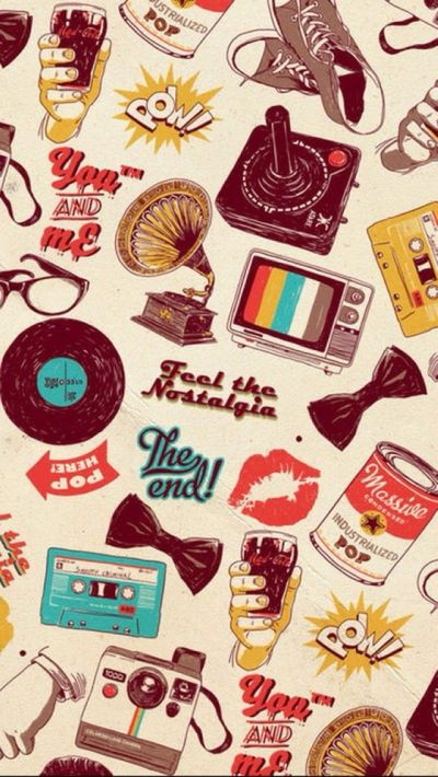 Vintage pattern | # iphonewall | Pinterest | Patterns, Vintage wallpapers and Vintage patterns