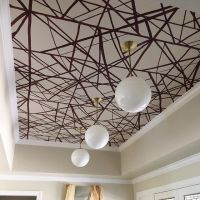 Best 25+ Wallpaper ceiling ideas on Pinterest