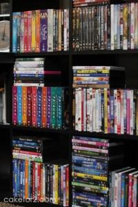 dvd storage solution www.cakefor2.com | cakefor2 {organize ...