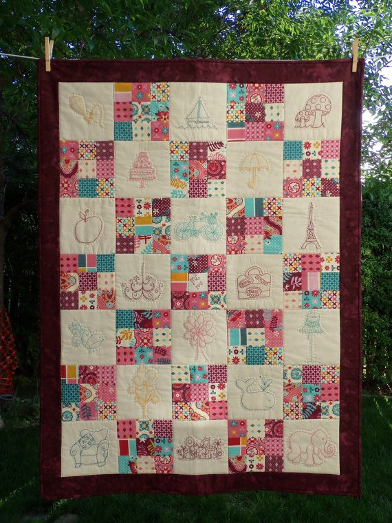 Quilt And Things 53 Best Images About Nine Patch Quilts On Pinterest