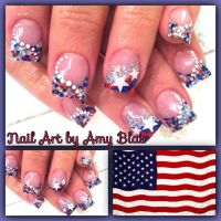 17 Best images about Awesome patriotic nails on Pinterest ...