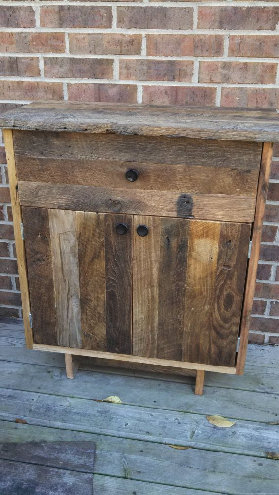 Barn Wood Kitchen Cabinet Doors Your Reclaimed Recycled And Rustic Barn Wood Tall Cabinet