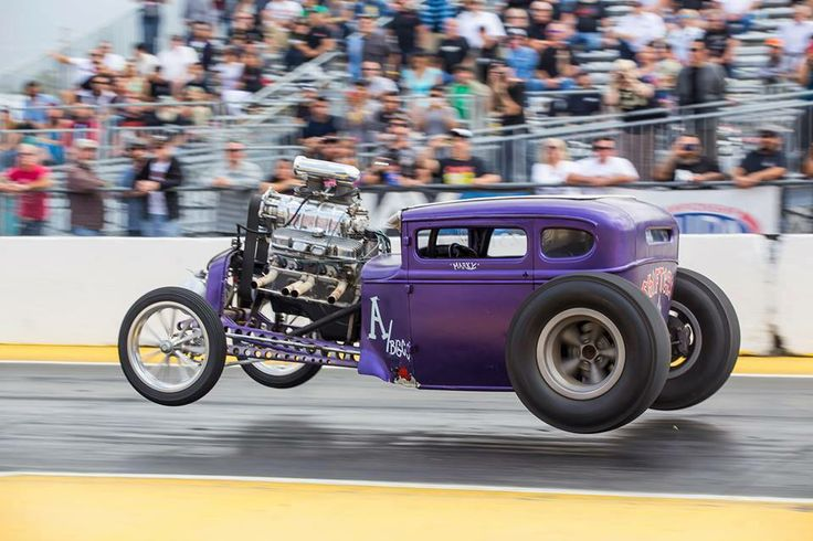 Blown Cars Wallpaper Purple People Eater Blown Gasser Vintage Dragster