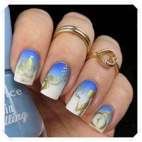 1000+ ideas about Cinderella Nails on Pinterest   Disney ...