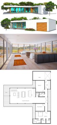 1000+ ideas about Modern House Plans on Pinterest | Modern ...