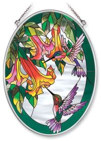17 Best images about Stained Glass Hummingbirds on ...