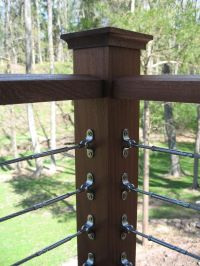 Best 25+ Cable deck railing ideas on Pinterest | Deck ...