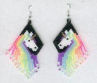 25+ best ideas about Beaded earrings patterns on Pinterest ...