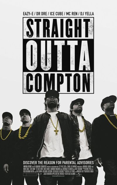 Straight Outta Compton on Behance | KEY ART | Pinterest | Outta compton, Galleries and Straight ...