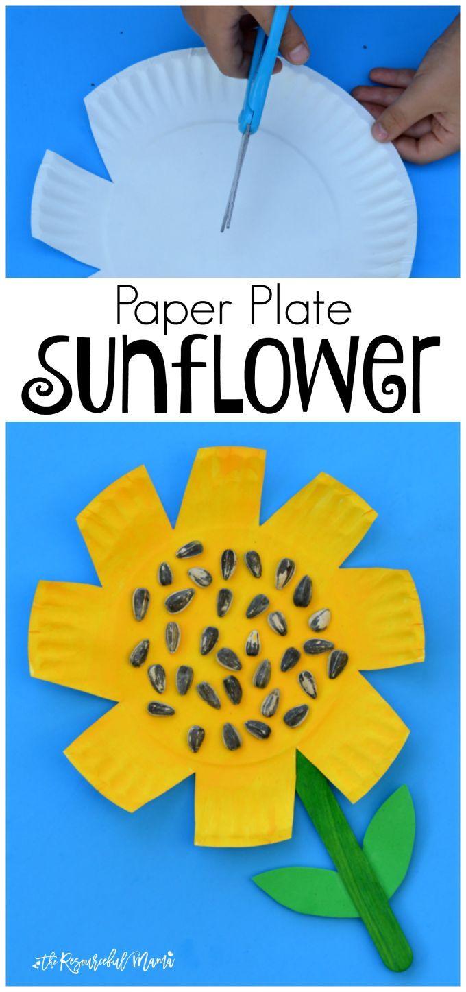 March crafts for kindergarten - Download