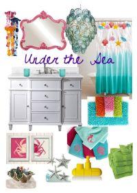 25+ best ideas about Little mermaid bathroom on Pinterest ...