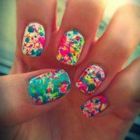 Best 25+ Short nails art ideas on Pinterest