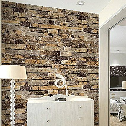 3d Wallpaper Or Wall Panel Or Wall Panels Stacked Stone 17 Best Images About Wall Coverings On Pinterest Wall