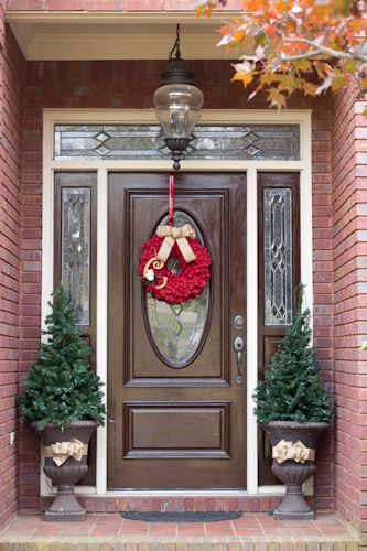 25+ best ideas about Stained Front Door on Pinterest