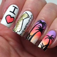 17 Best ideas about California Nails on Pinterest | Hair ...
