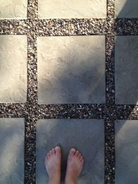 25+ best ideas about Paver Walkway on Pinterest   Paver ...
