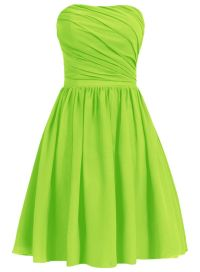 15 Must-see Lime Green Dresses Pins | Lime green ...