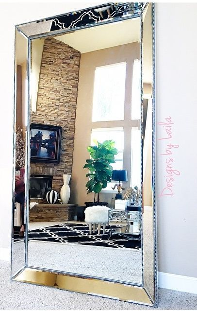 17 Best Ideas About Living Room Mirrors On Pinterest | Basement